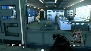 Watch Dogs: Bouncy Bomb Kill