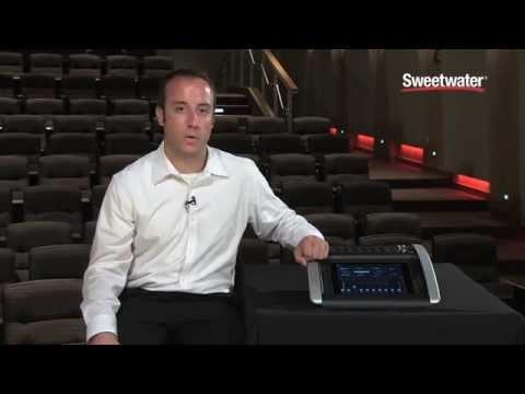 behringer x18 digital mixer overview sweetwater sound youtube. Black Bedroom Furniture Sets. Home Design Ideas