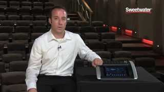 Behringer X18 Digital Mixer Overview - Sweetwater Sound