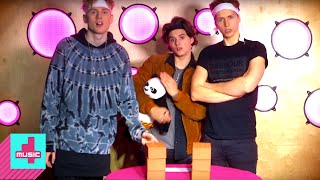 The Vamps - Kung Food Challenge | Kung Fu Panda 3