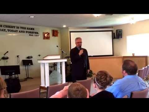 Pentecost Sunday 5/24/15 Carlton Coon