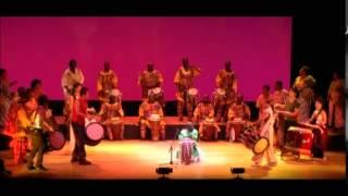 Doudou N'diyae Rose Percussion Orchestra with Hidano Shuichi Super ...
