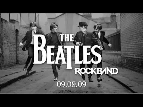 The Beatles: Rock Band Trailer - E3 2009