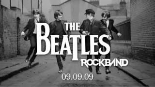 The Beatles: Rock Band Trailer - E3 2009