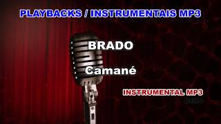 ♬ Playback / Instrumental Mp3 - BRADO - Camané