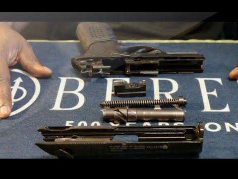 Illinois Civilian Defense, Inc. Beretta PX4 Storm
