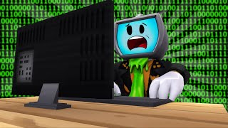 Getting Caught For Hacking In Roblox Flee The Facility