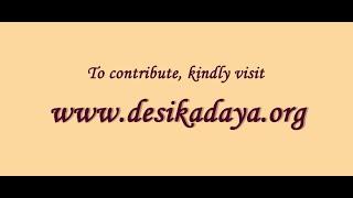 Chozha Nadu Yatra 4 Upanyasam on