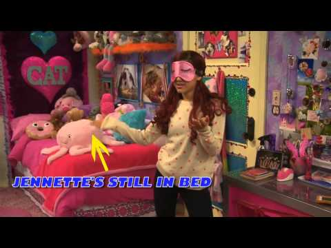 Jennette McCurdy Scares Ariana Grande