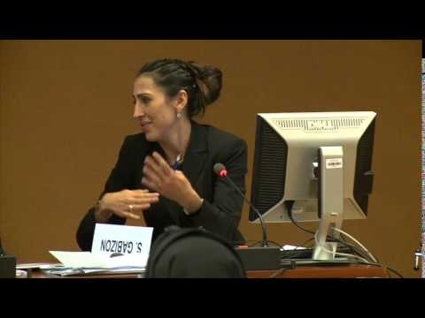 Advocacy / Lobby Session - Carolina Rodriguez, Office of DG, UNOG