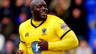 THE BEAST | Adebayo Akinfenwa op FOX Sports