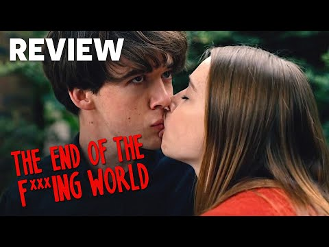 Review phim THE END OF THE FxxxING WORLD