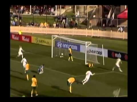 Australia V New Zealand   u23