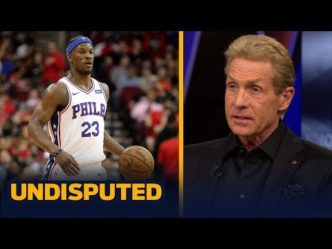 Skip Bayless: Rockets' pursuit of Jimmy Butler shows desperation by Daryl Morey | NBA | UNDISPUTED
