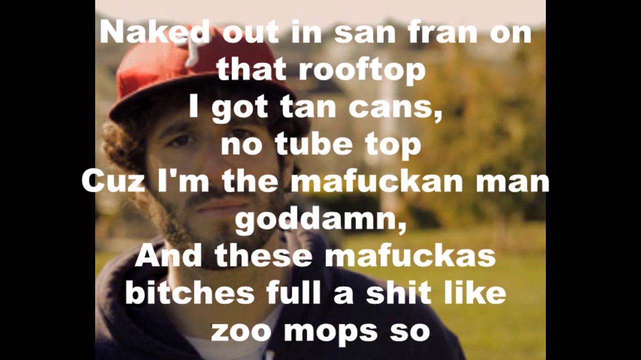 Download Lil Dicky - All K Lyrics