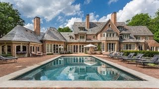 Exquisite and Timeless Estate in Indianapolis, Indiana