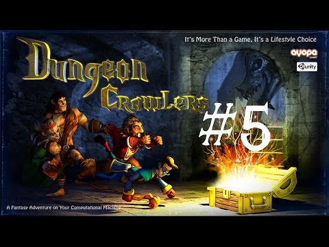 Let's Play Dungeon Crawlers HD - Ep. 5 - It's Organic!