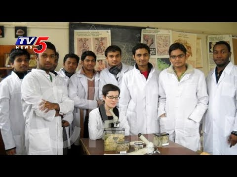 Study MBBS in Georgia : New Vision University | Study Time | TV5 News
