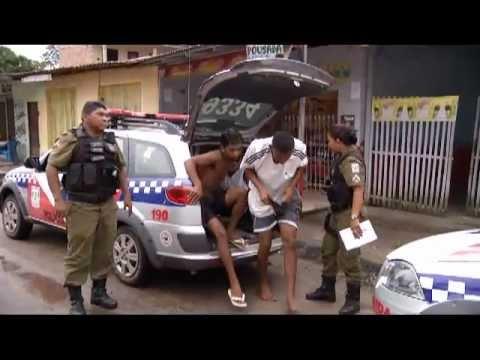 Moradores denunciam violência em Outeiro