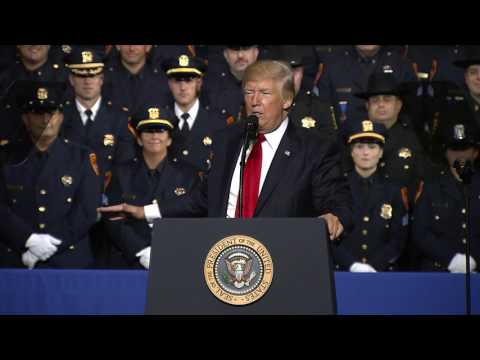 Trump to officers: 'Please don't be too nice' with arrestees During a speech to law enforcement on July 28, President Trump said .please don't be too nice. to suspects who are arrested. Subscribe to The Washington ..., From YouTubeVideos