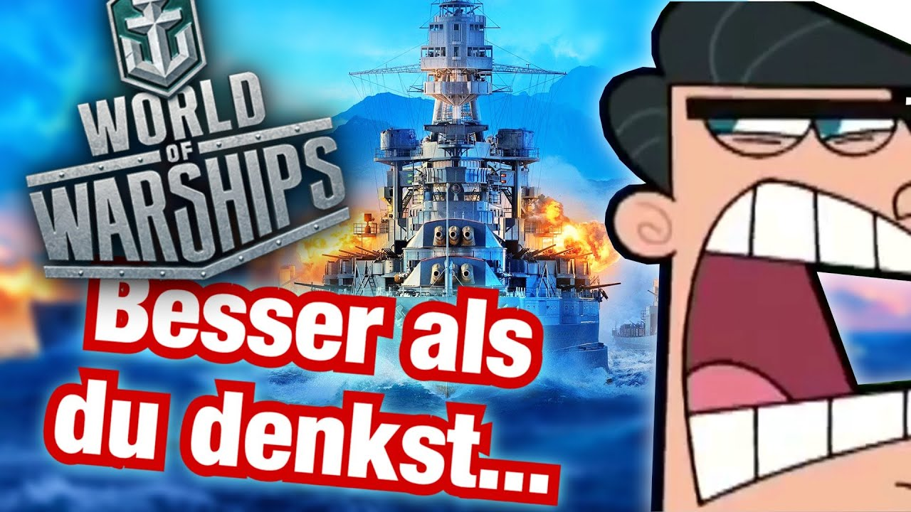 Warum World of Warships besser ist als du denkst und was es ausmacht!