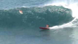 Maui Longboarding - Surfing Honolua Bay