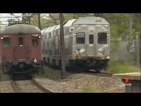 "History of Sydney Trains: ""Sydney's Trains"" 7 NEWS 21/6/2014 Flashback Report"