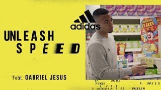Unleash Speed feat. Gabriel Jesus | X18 Team Mode