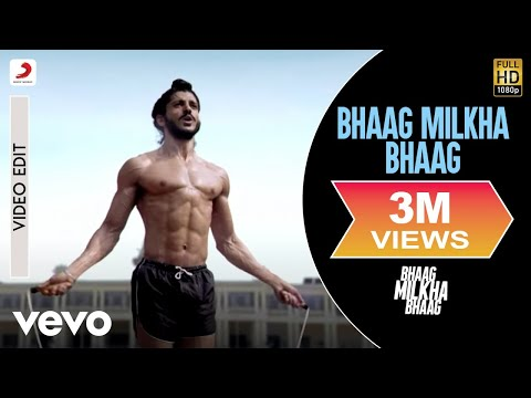 Bhaag Milkha Bhaag - Title Track | Farhan Akhtar
