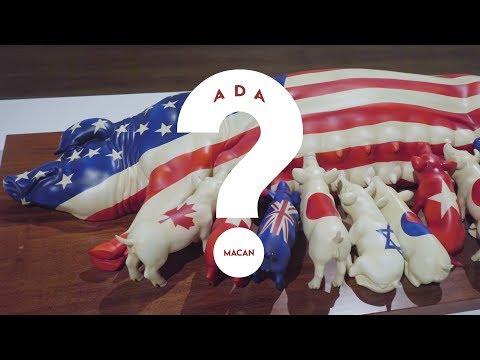 CINEMATIC VIDEO : ADA APA DENGAN MUSEUM MACAN ??? ART MUSEUM JAKARTA 2018
