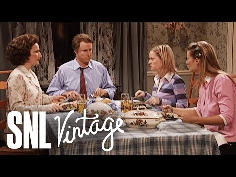 Another Dysfunctional Family Dinner  SNL