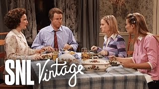 Another Dysfunctional Family Dinner - SNL