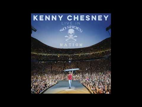 Kenny Chesney - Anything But Mine (LIVE)