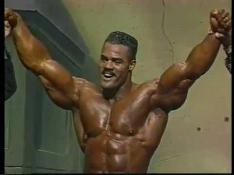 Don Long 1995 NPC Nationals Men's Bodybuilding Champion