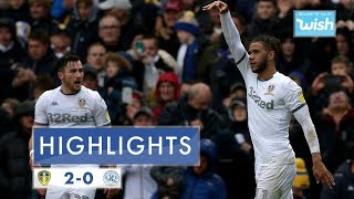 Highlights | Leeds United 2-0 Queens Park Rangers | 2019/20 EFL Championship
