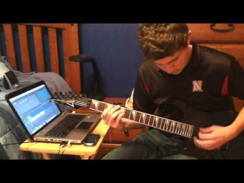 Animals - Nickelback - Guitar Cover (With Tab & Backing Track)