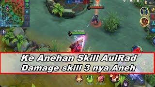 Ke Anehan Skill 3 AulRad !! Ada yang pernah Rasain ?