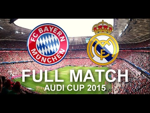 FC Bayern Munich vs Real Madrid 1:0 | FULL Match 1080p HD -