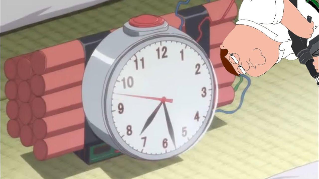 Yuruyuri Palestinian Alarm Clock