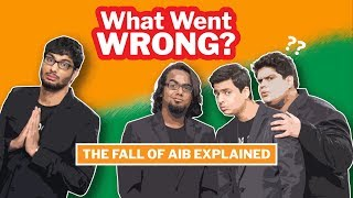 All India Bakchod (AIB) Utsav Chakraborty #MeToo Controversy Explained - What the F**K WENT WRONG? 🤔