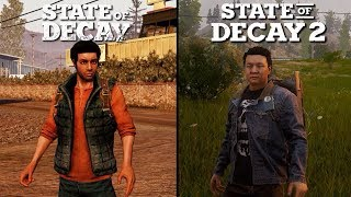 State of Decay vs State of Decay 2 | Direct Comparison