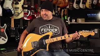 Fender Meteora Limited Edition