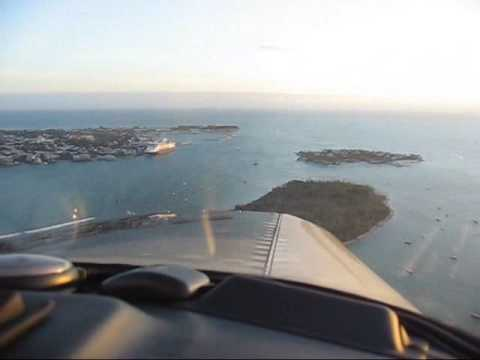 Welcome To the Conch Republic!  (Landing in Key West)