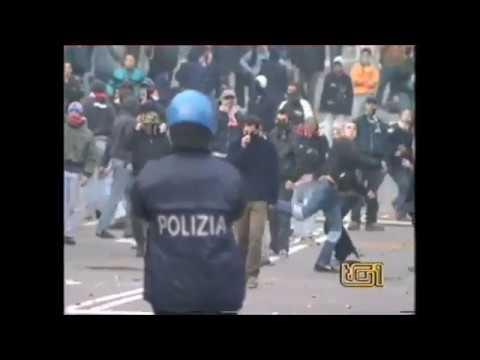 Scontri Ultras Varese-Como 1998