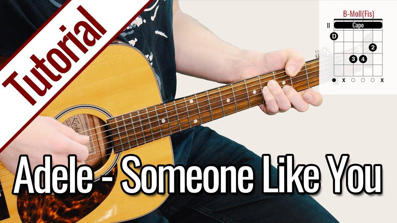 Adele someone like you gitarren tutorial deutsch youtube adele someone like you gitarren tutorial deutsch baditri Image collections