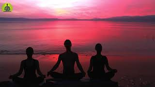 Stress Relief Meditation Music l Let Go Of Fear, Stress & Anxiety l Deep Tranquil Sleep Healing