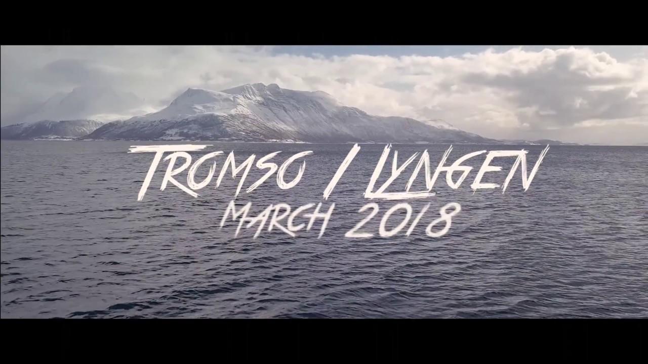 Lyngen/Tromso ski touring/splitboarding (Norway, March 2018)