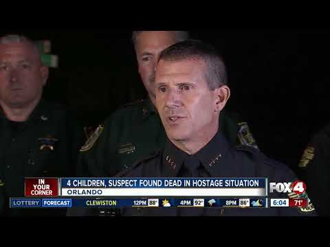 Medical Examiner to determine when Orlando hostages were killed