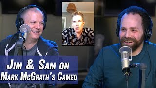 Mark McGrath's Cameo - Jim Norton & Sam Roberts