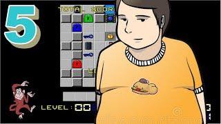 Burger Time   CHIP'S CHALLENGE #5